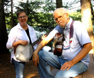 Annie Patterson & Charlie King to perform at Coffeehouse @ Great Falls Discovery Center