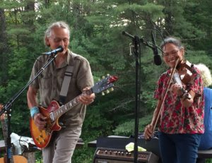 Joe Graveline & Nina Gross to perform at Coffeehouse @ Great Falls Discovery Center