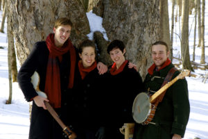 Windborne to perform at Great Falls Coffeehouse @ Great Falls Discovery Center