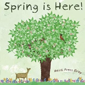 StoryWalk®  Spring is Here! @ Great Falls Discovery Center